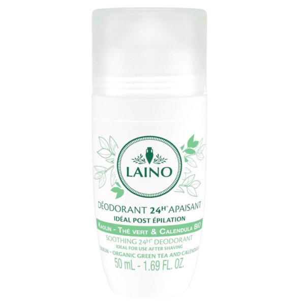 LAINO Nomierinošs zaļās tējas dezodorants 50ml
