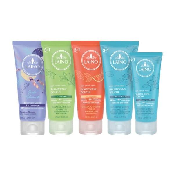 Šampūns-dušas želeja