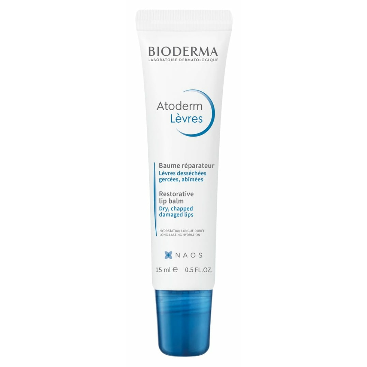 BIODERMA Atoderm Levres lūpu balzāms 15 ml