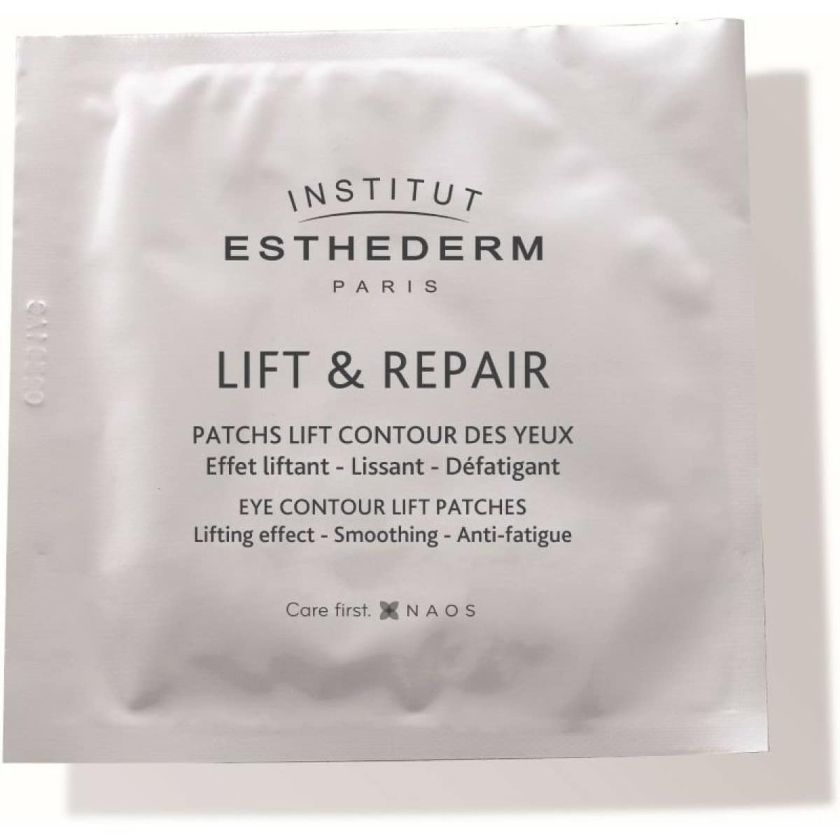 Institut Esthederm Lift & Repair plāksnīšu maska acu zonai (5x2gab)
